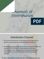 SDM - Part II- Channels of Distribution.pptx