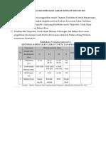 Tutorial Tahapan Evaluasi Kesesuaian Lahan Dengan ArcGIS 10.2