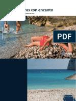 Calas y playas de la comunidad valenciana