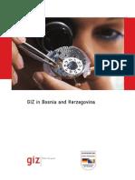 Giz2012 en Bosnia Herzegovina