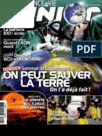 science et vie junior janvier 2010