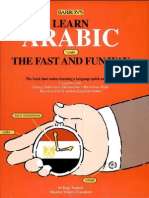 Learn Arabic the Fast and Fun Way