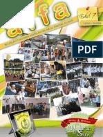 Majalah Alfa 2009, Sekolah Islam Al Farabi, Klang