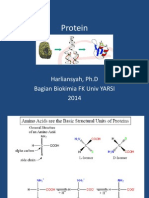 Kuliah Protein BMS 2 2014-2015 FKUY