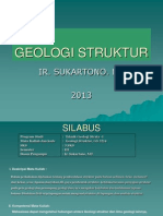 geologi strukur pendahuluan