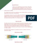 Configuracion de Cable UTP RJ-45