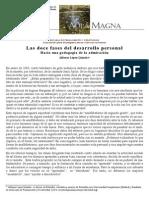Las Doce Fases Del Desarrollo Personal - Alfonso Lopez Quintas
