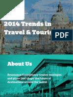2014 Tourism Trends