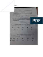 student 3 math work samples