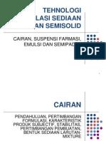Tehnologi Dan Formulasi Sediaan Liquid Dan Semisolid Kisi2 April 2014