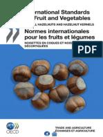 International standards for fruits and vegetables