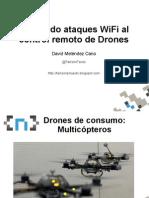 NcN 2014-David Melendez Mitigando Ataques Wifi Drones