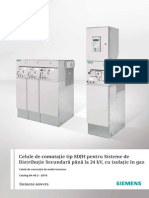 Catalog Celule Siemens