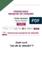 Psihologia Reusitei in Vanzari Conf Cndv 2009 Extras