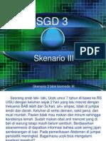 Skenario 3 Blok Biomedic III