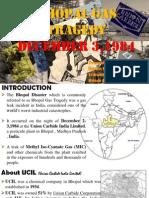 bhopal gas  gas tragedy