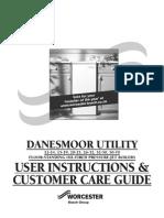 Worcester Danesmoor Utility Boiler Manual