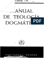 Ludwig Ott - Manual de Teologia Dogmatica