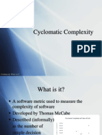 CyclomaticComplexity.ppt