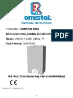 Vision II 24 SE - Instalare, intretinere (Manual tehnic).pdf