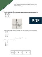 Ejercicios razonamiento matemático BUAP 1