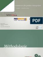 Baromètre E-commerce Petites Entreprises 2014