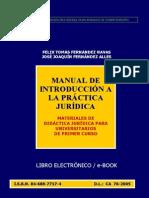 Manual de Introduccion a La Practica Juridica
