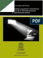 Otra Cara Del Sistema Acusatorio Colombiano
