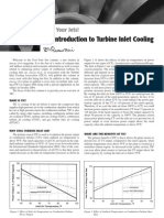 An Introduction to Turbine Inlet Cooling