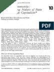 Law and community - Boaventura de Souza Santos