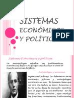 Sistemas Económicos y Políticos