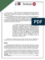 Apostila - Redação Oficial - Professora Rafaela Lobo