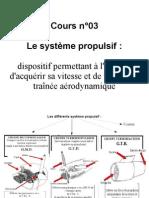 03 Le Système Propulsif Pym-s