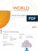 ITworld 2014 Tech Insights Study
