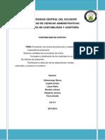 Contabilidad de Costos-Sistemas contables de acumulación de costos