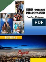Fotos Misioneros Nacionales y sus familias