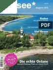 ostsee* Magazin 2015