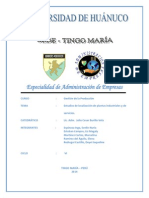 Estudios de Localización de Plantas Industriales y de Servicios