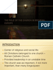 feudal church