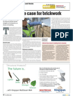 Building the Case for Brickwork