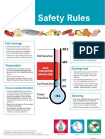 Food Safety Rules