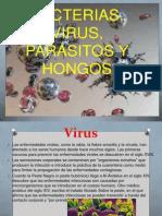 Diapositivas de Virus, Hongos y Metodos de Esterilizacion