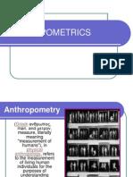 ANTHROPOMETRICS.ppt