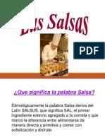 Las Salsas II de Bachillerato