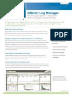 QRadar Log Manager