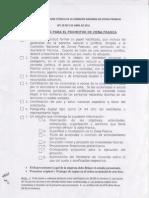 Requisitos Para PROMOTOR de Zonas Francas