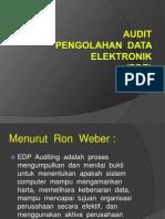 Audit Pengolahan Data Elektronik