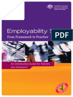 Employability Skills_From Framework to Practices