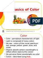 Basics of Color