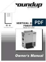 VCT-2000 service manual